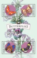 Union Island   , Grenadines  Of St. Vincent 2019  Fauna Butterflies   I201901 - St.Vincent Und Die Grenadinen