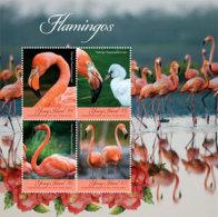 Young Island   , Grenadines  Of St. Vincent 2019  Fauna Flamingo  I201901 - St.Vincent & Grenadines