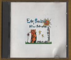 CD 11 TITRES EDIE BRICKELL & NEW BOHEMIANS SHOOTING RUBBERBANDS AT THE STARS BON ETAT & RARE - Rock