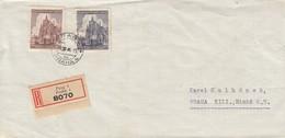 GERMANY Böhmen Und Mähren 1944 Prag 4 - Germany