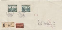 GERMANY Böhmen Und Mähren 1944 Hochwesseln - Germany