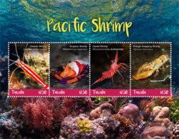 Tuvalu 2018  Fauna  Pacific  Shrimp I201901 - Tuvalu