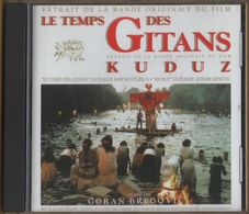 CD 10 TITRES LE TEMPS DES GITANS KUDUZ GORAN BREGOVIC BON ETAT & RARE - World Music