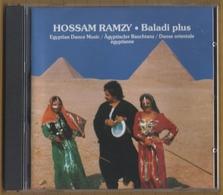 CD 8 TITRES HOSSAM RAMZY BALADI PLUS BON ETAT & RARE - World Music