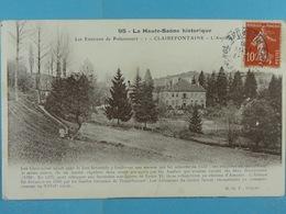 Les Environs De Polaincourt Clairefontaine L'Ancienne Abbaye - France