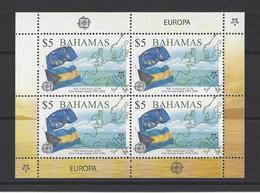 BAHAMAS  YT   N° 1213/1216   Neuf **  Europa  2005 - Bahamas (1973-...)