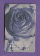 Sofitel Royal Lagoon Hotel Keycard - Hotelsleutels (kaarten)