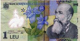 Billet De La Roumanie De 1 Leu 2005 En TTB - - Romania