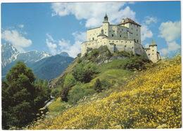 Scuol-Tarasp-Vulpera 1250 M  (Suisse) - Schloss Tarasp - (GR) - GR Grisons