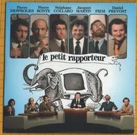 DVD LE PETIT RAPPORTEUR  BON ETAT & RARE - DVD Musicales
