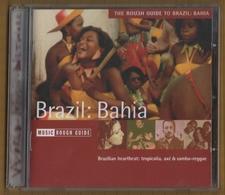 CD 16 TITRES THE ROUGH GUIDE TO BRAZIL : BAHIA  BON ETAT & RARE - World Music