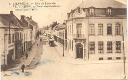 Vilvorde NA16: Rue De Louvain 1931 ( Tramway ) - Vilvoorde