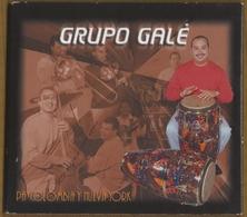 CD 12 TITRES GRUPO GALE PA COLOMBIA Y NUEVA YORK  BON ETAT & RARE - World Music