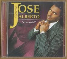 CD 10 TITRES JOSE ALBERTO EL CANARIO DIFERENTE  BON ETAT & RARE - World Music
