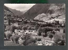 CP (And.) Valls D'Andorra - Encamp - Vue Du Camping Au Bord De La Rivière - Andorra