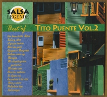 CD 15 TITRES TITO PUENTE VOL.2 BEST OF  BON ETAT & RARE - World Music