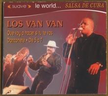 CD 14 TITRES LOS VAN VAN LE WORLD SALSA DE CUBA  BON ETAT & RARE - World Music