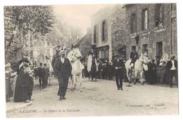 Vallière,- Le Départ De La Cavalcade,Guillaumat,no 1 - Andere Gemeenten