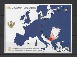 MONTENEGRO  YT  Bloc N° 3  ND  Neuf **  Europa  2006 - Montenegro