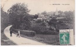 27 Eure -  MONTAURE - Vue Générale - 1911 - France