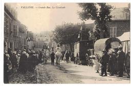 Vallière,- La Grande Rue. La Cavalcade-F. Guillaumat,no 3 - Andere Gemeenten