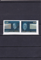 2008 - Grönland / Greenland / Groenland - YT N°486 Et 487** Paire De Carnet Horizontale - 2008