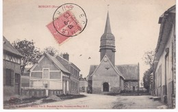 27 Eure -  MORGNY - L'Eglise - 1905 - France