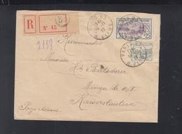 France Lettre 1919 Paris Pour L'Allemagne - Francia