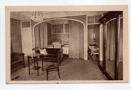 - CPA CANNES (06) - HOTEL BELLE-VUE (intérieur D'une Chambre) - Editions CARON N° 17 - - Cannes