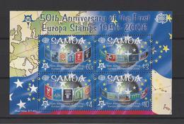SAMOA  YT  Bloc N° 73  Neuf **  Europa  2005 - Samoa