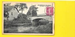 BOURBEVELLE Rare Le Pont Sur La Saone (Cusenier) Haute Saone (70) - Frankreich