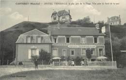 CARTERET - Hôtel Terminus. - Carteret