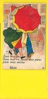 BLOIS Carte à Système Parapluie (Gaby) Loir Et Cher (41) - Blois