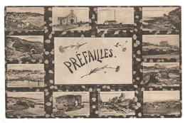 CPA 44 PREFAILLES Multivues (peu Commune) - Préfailles