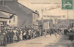 63-SAINT-ELOY-LES-MINES- COURSE VELOS - Saint Eloy Les Mines