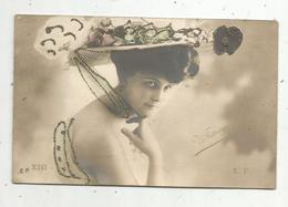 Cp , Spectacle , Artiste , WHITNEY , Voyagée 1904 - Künstler