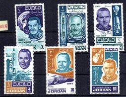 Serie Nº 554/9 Jordania - Jordanie