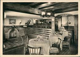 Ansichtskarte Bad Herrenalb Kursaal Mit Diele Und Bar 1934 - Bad Herrenalb