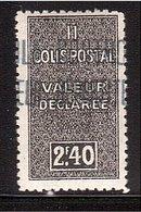 ALGÉRIE COLIS POSTAUX  ( Yv. 53 ) My. 60 - Algeria (1924-1962)