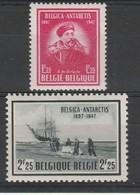 (D0618) Antartica 1947 - Neufs