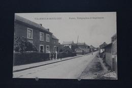 F- 35 /  Liège  -  Villers-le-Bouillet - Postes, Télégraphes Et Imprimerie / Circulé - Villers-le-Bouillet