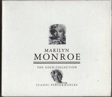 2 CD 35 TITRES MARILYN MONROE THE GOLD COLLECTION CLASSIC PERFORMANCES  BON ETAT & RARE - Humor, Cabaret