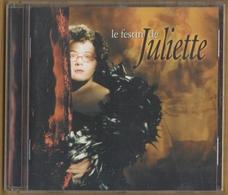 CD 11 TITRES LE FESTIN DE JULIETTE BON ETAT & RARE - Music & Instruments