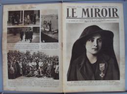 Guerre 14 18, Le Miroir 105, L'Héroine De Loos, Nicolas II, Serbie, Gallipoli Sénégalais Devant Les Turcs, Dernière Page - Revues & Journaux
