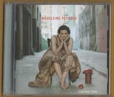 CD 12 TITRES MADELEINE PEYROUX CARELESS LOVE BON ETAT & RARE - Rock