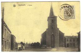 SOMBREFFE , L' église - Sombreffe