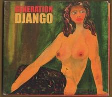 2 CD 27 TITRES GENERATION DJANGO BIRELI LAGRENE RICHARD GALLIANO SYLVAIN LUC HENRI SALVADOR  BON ETAT & RARE - Jazz