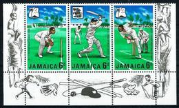 Jamaica Nº 276/8 (unidos) Nuevo - Jamaica (1962-...)