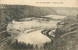 """CPA FRANCE 39 """"Val De Balerne"""" - Frankrijk"""