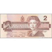 TWN - CANADA 94b - 2 Dollars 1979 Prefix GBG - Signatures: Thiessen & Crow UNC - Canada